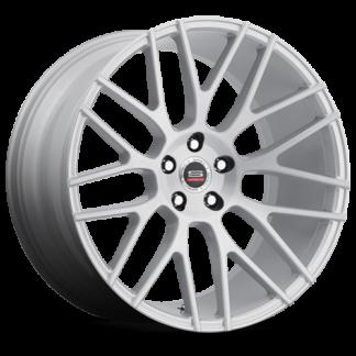 Spec-1 Racing Wheel | Model SPL-001 | Silver Brushed