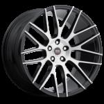 Spec-1 Racing Wheel   Model SPL-001   Gloss Black Brushed Face