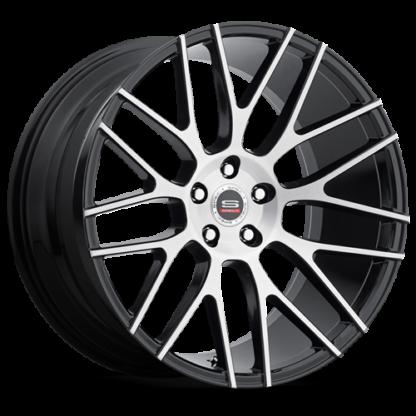 Spec-1 Racing Wheel | Model SPL-001 | Gloss Black Brushed Face