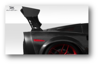 Extreme Dimensions Rear Spoilers - Wings - Universal