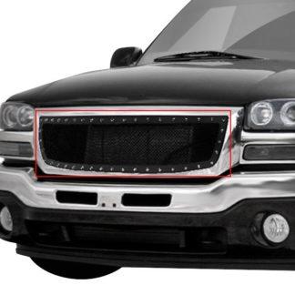 GMC Sierra 1500 custom grille