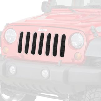 Jeep Wrangler custom grille