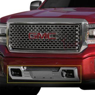 GMC Sierra custom grille