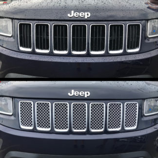 Overlay Grille | Jeep Grand Cherokee