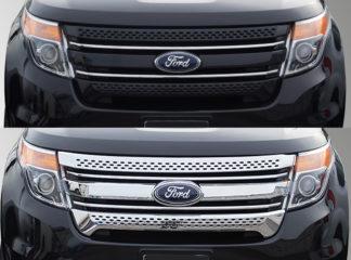 Overlay Grille | Ford Explorer