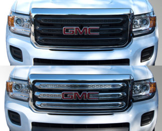 Overlay Grille | GMC Canyon