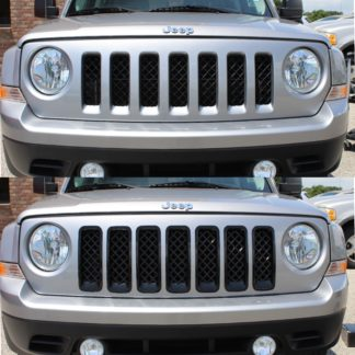Overlay Grille | Jeep Patriot