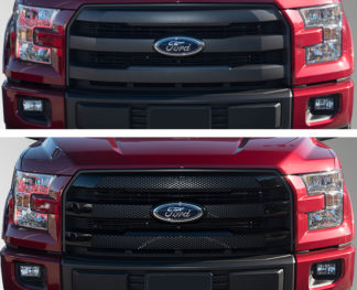Overlay Grille | Ford F150