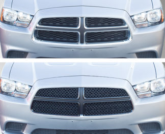 Overlay Grille | Dodge Charger