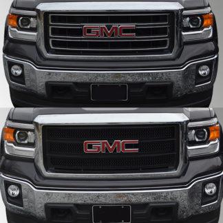 Overlay Grille | GMC Sierra
