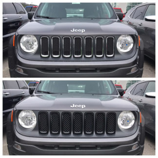 Overlay Grille | Jeep Renegade