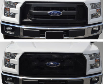 Overlay Grille   Ford F150