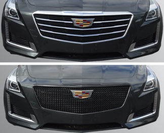 Overlay Grille | Cadillac CTS