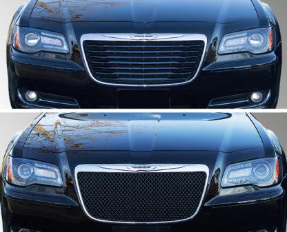 Overlay Grille | Chrysler 300