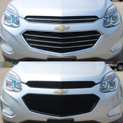 Overlay Grille   Chevy Equinox