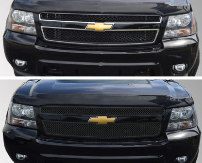 Overlay Grille | Chevy Tahoe