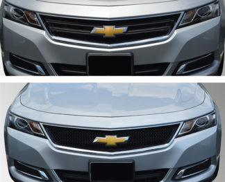 Overlay Grille | Chevy Impala