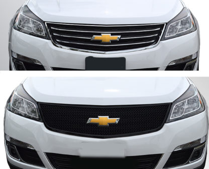 Overlay Grille | Chevy Traverse