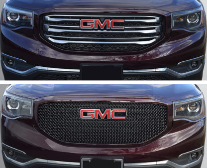 Overlay Grille | GMC Acadia