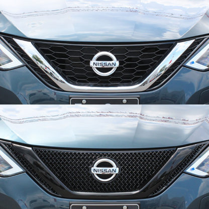 Overlay Grille | Nissan Sentra