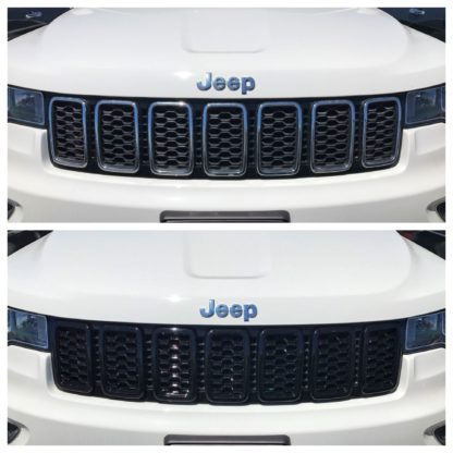 Overlay Grille | Jeep Grand
