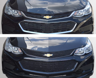 Overlay Grille | Chevy Cruze
