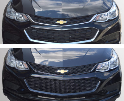 Overlay Grille   Chevy Cruze