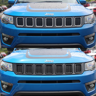 Overlay Grille | Jeep Compass
