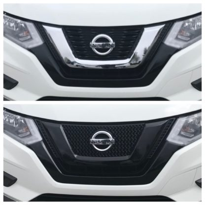 Overlay Grille | Nissan Rogue