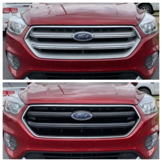 Overlay Grille | Ford Escape