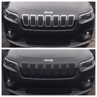 Overlay Grille | Jeep Cherokee