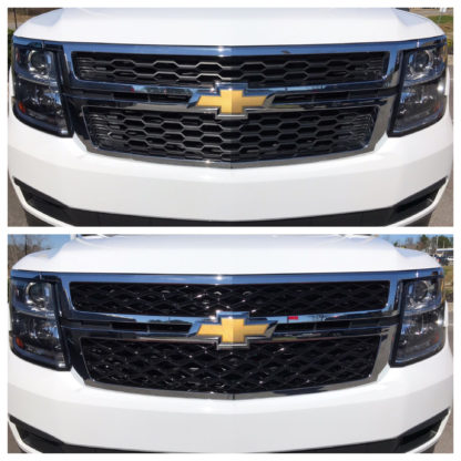 Overlay Grille | Chevy Suburban