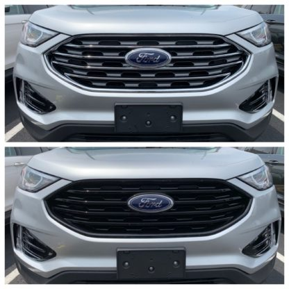 Overlay Grille   Ford Edge