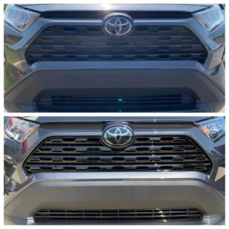 Overlay Grille | Toyota RAV4