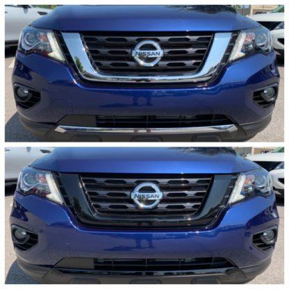 Overlay Grille | Nissan Pathfinder