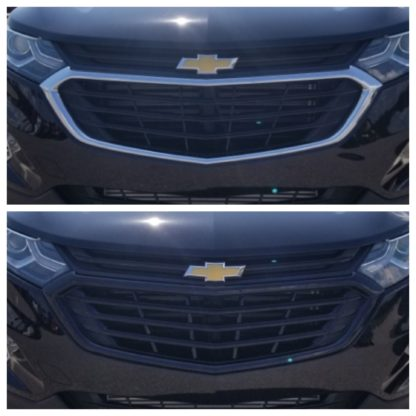 Overlay Grille | Chevy Equinox