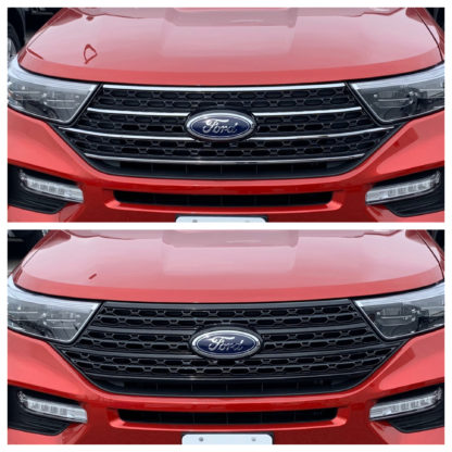 Overlay Grille | Ford Explorer