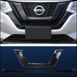 Nissan Rogue Black Overlay Grille ABS6491BLK