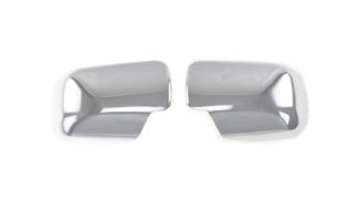 2005-2012 Nissan Pathfinder  | 2005-2015 Nissan Xterra  | 2005-2020 Nissan Frontier  FULL COVER Chrome Mirror Cover