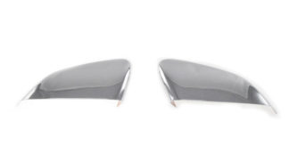 2009-2014 Ford Mustang  TOP COVER Chrome Mirror Cover