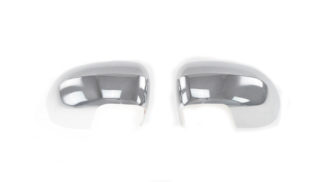 2007-2017 Jeep Compass  FULL COVER Chrome Mirror Cover