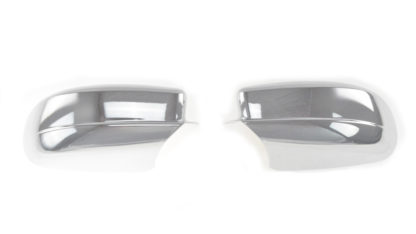 2011-2014 Chrysler 200  | 2011-2020 Chrysler 300  | 2011-2020 Dodge Charger  FULL COVER Chrome Mirror Cover