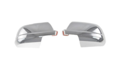 2007-2020 Toyota Sequoia  | 2007-2020 Toyota Tundra  FULL COVER Chrome Mirror Cover