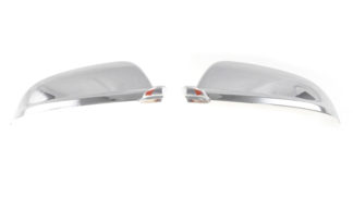 2007-2010 Saturn Aura | 2008-2012 Chevrolet Malibu TOP COVER Chrome Mirror Cover
