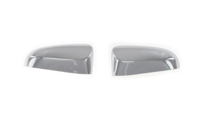 2012-2017 Toyota Camry  | 2013-2018 Toyota Yaris  | 2014-2018 Toyota Corolla  TOP COVER NO SIGNAL Chrome Mirror Cover