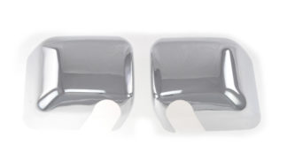 2007-2018 Jeep Wrangler JK MODEL FULL COVER Chrome Mirror Cover