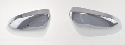 2013-2020 Ford Fusion  TOP COVER NO SIGNAL Chrome Mirror Cover