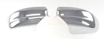 2014-2016 Dodge Dart NO SIGNAL FULL COVER Chrome Mirror Cover