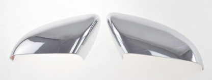 2015-2020 Ford Edge  NO SIGNAL TOP COVER Chrome Mirror Cover