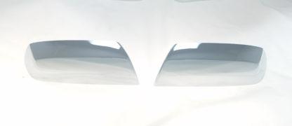 2014-2018 Chevrolet Silverado 1500  | 2014-2018 GMC Sierra 1500  TOP REPLACEMENT Chrome Mirror Cover